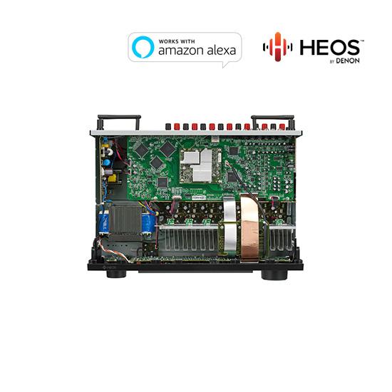 Denon Av Receiver Avr X1500h Online Hi Fi Nz Audio