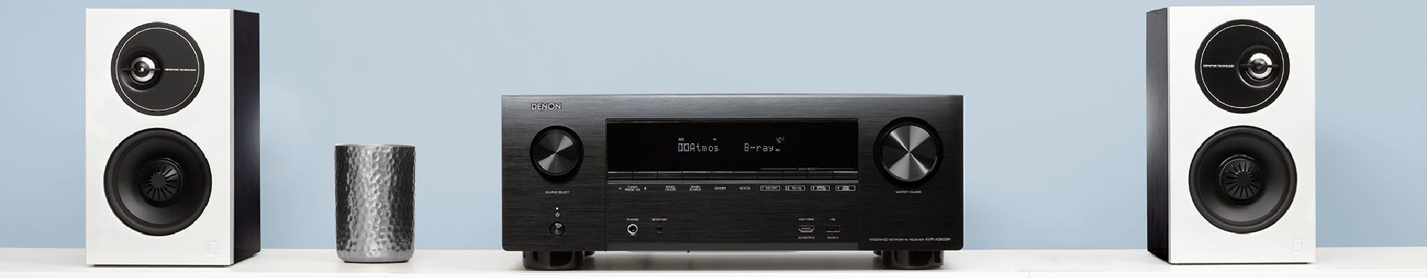 Denon Av Receiver Avr X3500h Online Hi Fi Nz Audio Specialists Receivers Datasheet For Home Theater Product Solution 1 2