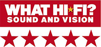 What Hi-Fi 5-Star Logo