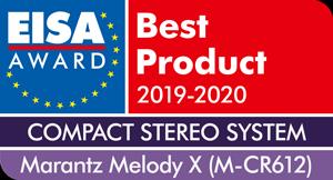 EISA-Award-Marantz-Melody-X-M-CR612
