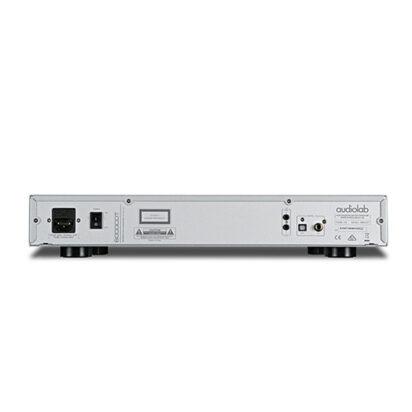 Audiolab 6000CDT Silver Rear