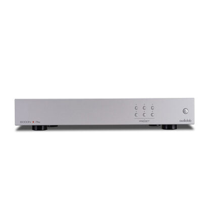 Audiolab 6000N Play Silver Front