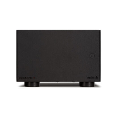 Audiolab 8300MB Black Front