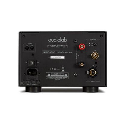 Audiolab 8300MB Black Rear