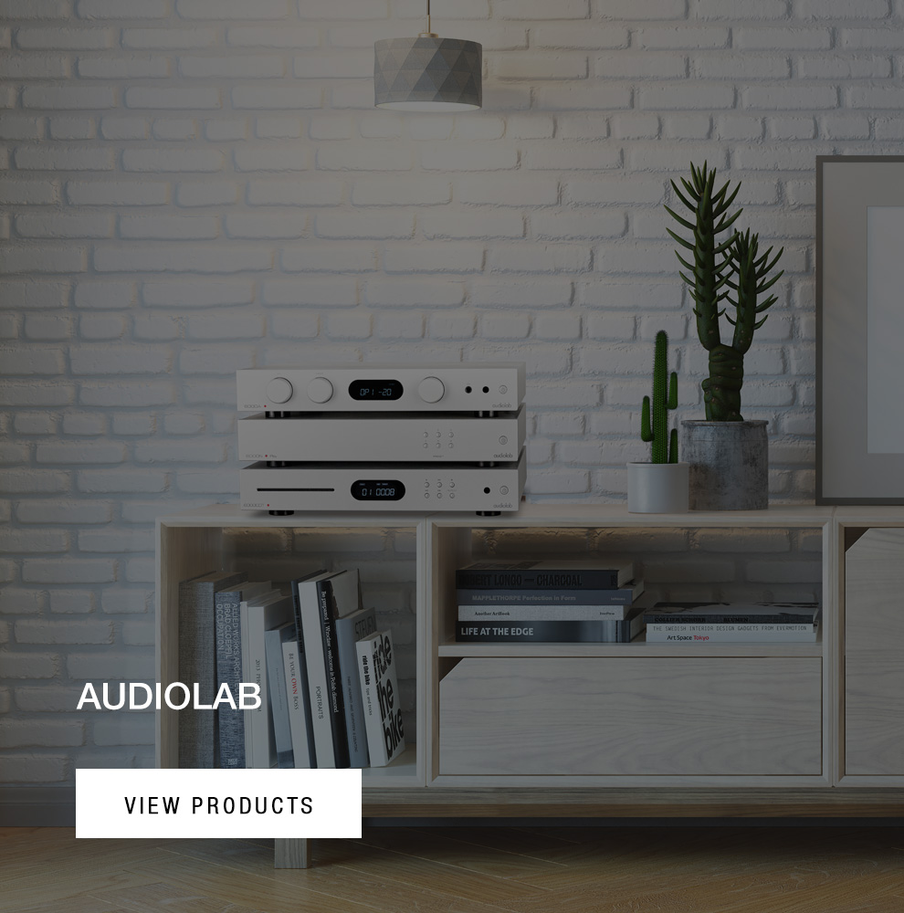 Audiolab Home Category