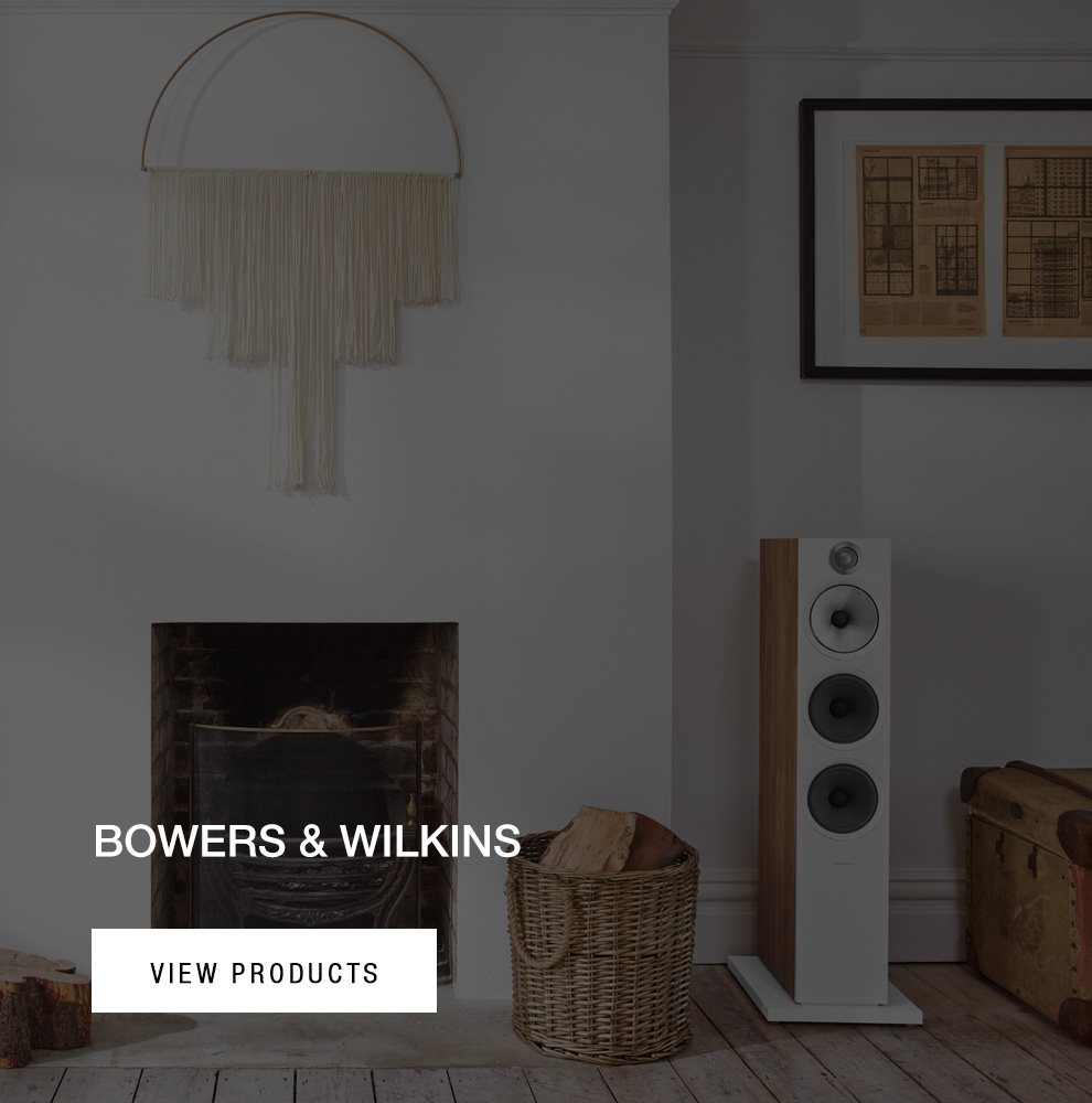 Bowers & Wilkins Home Category
